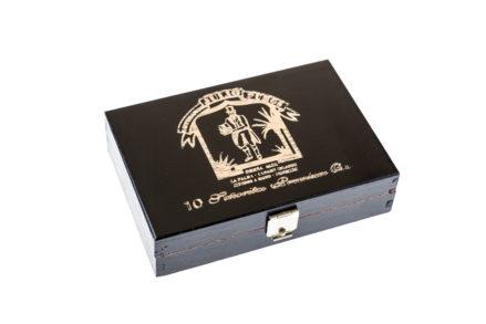 CAJA DE 10 SEÑORITAS - Puros Palmeros Artesanos Julio · Tabaco hecho a mano en Breña Alta · La Palma · Canarias #TiendaOnLine de #purospalmeros #premium Auténtico #tabaco de #LaPalma #puropalmero #islascanarias