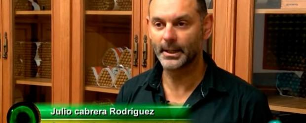 Reportaje Puros Julio en Agrosfera TVE2